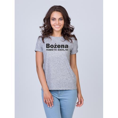 T-shirt lady mama - fajna babka flex