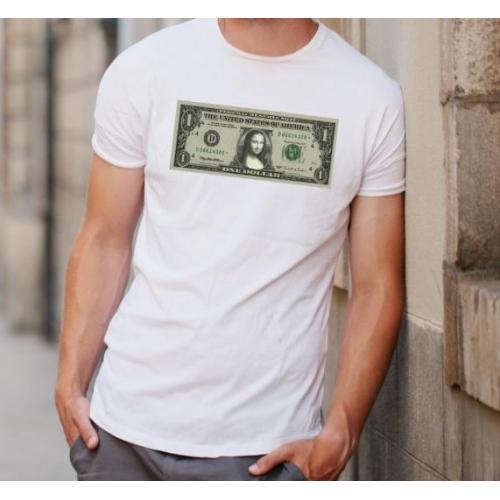 T-shirt oversize DTG Amor