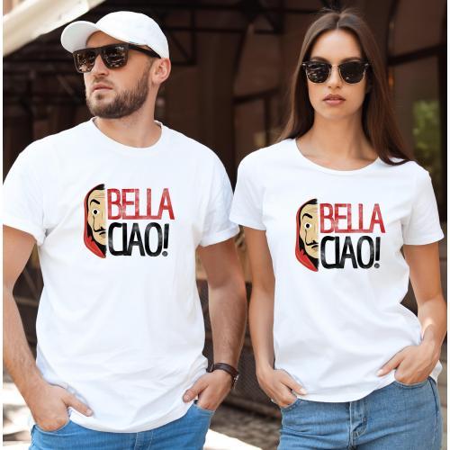 Koszulki dla par Queen & King
