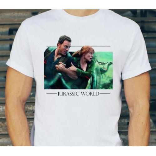 T-shirt oversize DTG La casa de papel