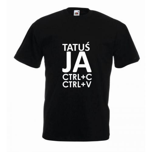 T-shirt oversize TATUŚ