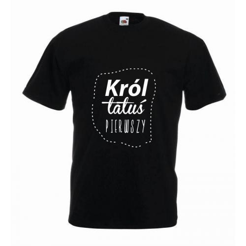 T-shirt oversize KRÓL TATUŚ 2