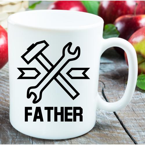 Kubek z nadrukiem FATHER