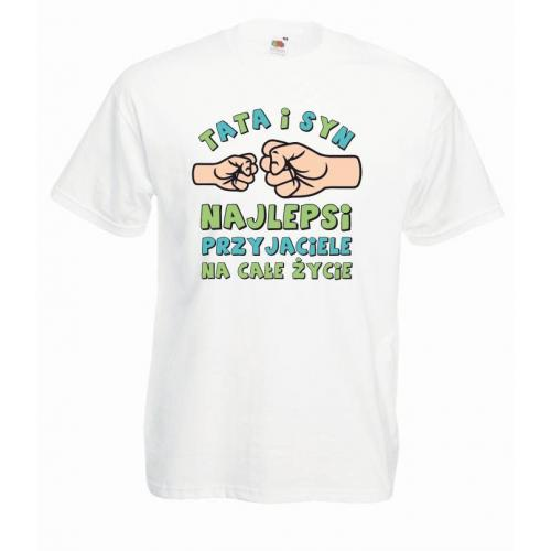 T-shirt oversize DTG TATA I SYN