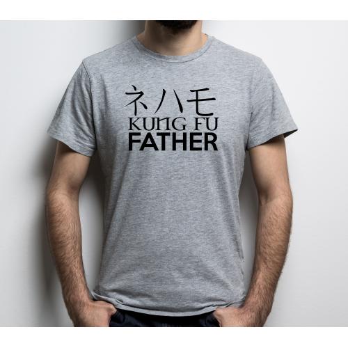 T-shirt  KUNG FU FATHER