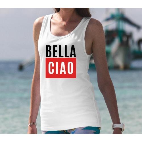 TOP TANK lady Ciao!