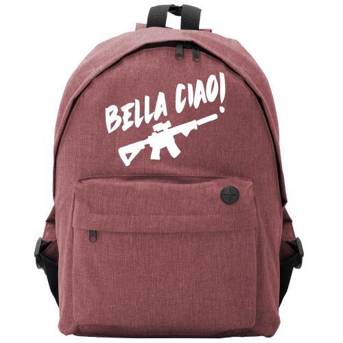 Plecak owal Bella ciao gun