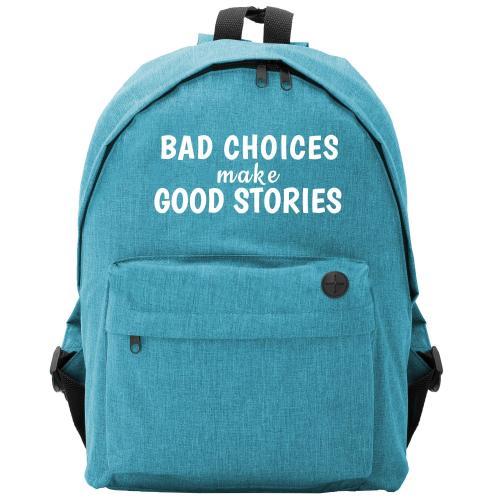 Plecak owal Bad Choices