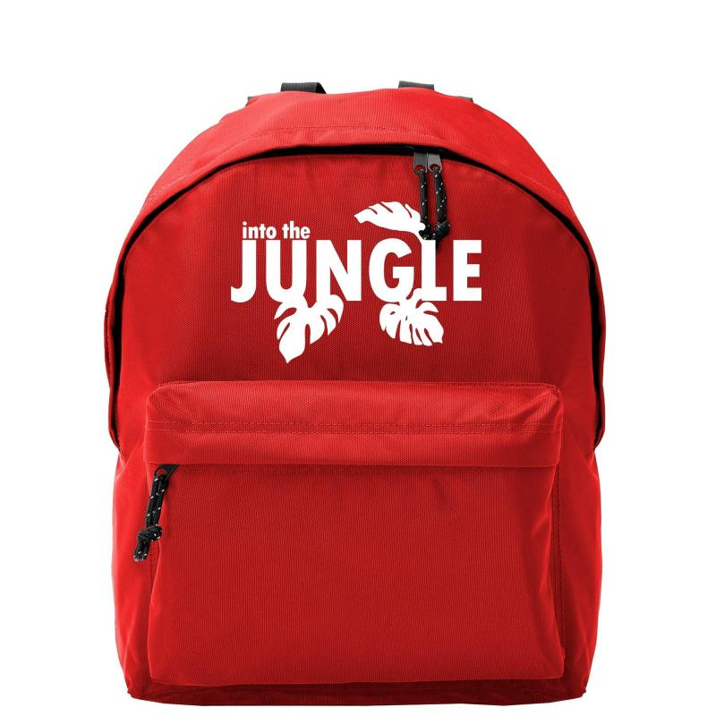 Plecak owal big Into the jungle
