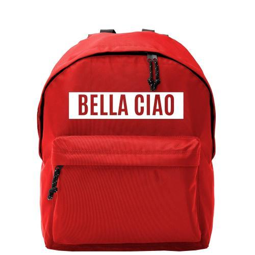 Plecak owal big Bella ciao