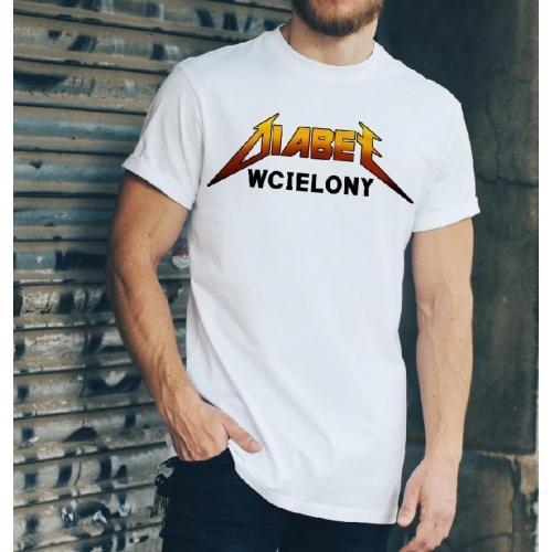 T-shirt oversize DTG Facet nie z tej ziemi