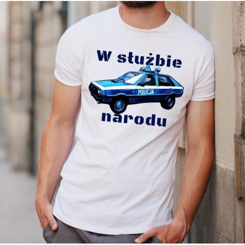 T-shirt oversize DTG pewka pewex PRL