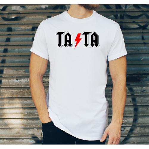 T-shirt oversize DTG TATA LIGHTNING
