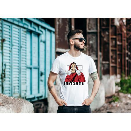 T-shirt oversize DTG Bella ciao comic