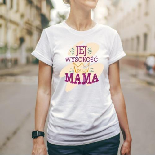 T-shirt lady slim DTG  Let's make a deal