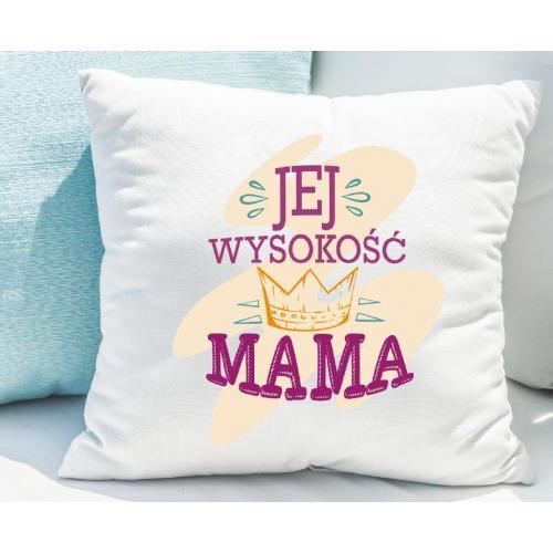 Poduszka druk Best mother ever