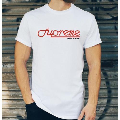 T-shirt oversize DTG bella ciao