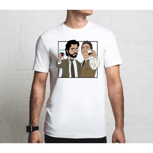 koszulka salud