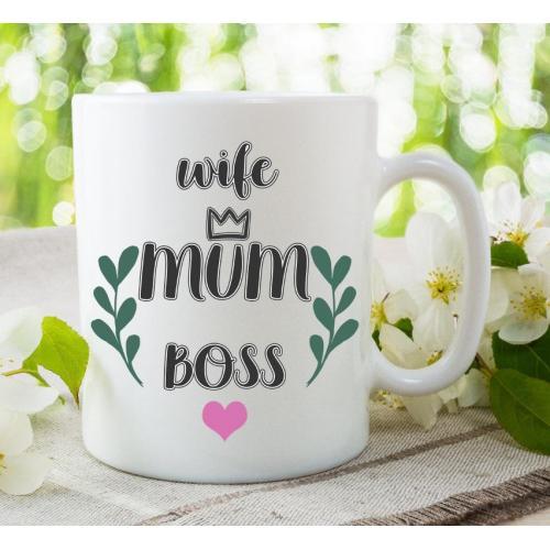 Kubek z nadrukiem Best Mum