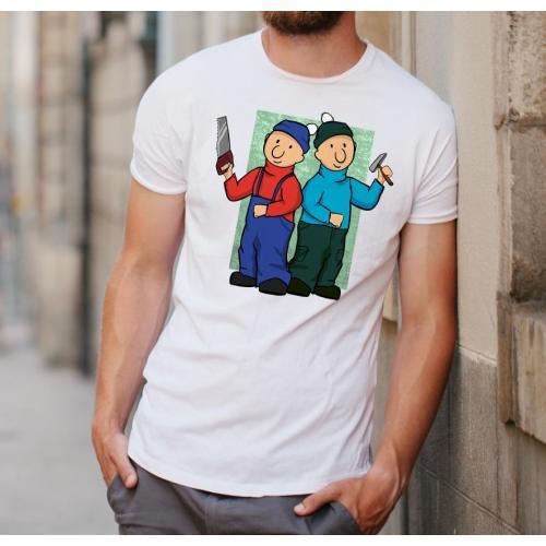 T-shirt oversize DTG PatMAT 2