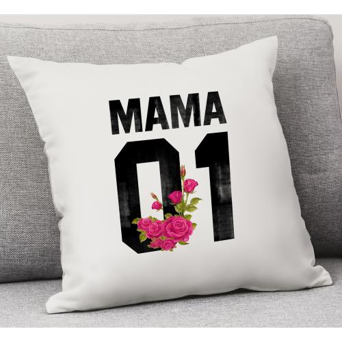 PODUSZKA druk MAMA FLOWER