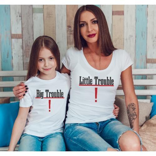 T-shirty dla mamy i córki...