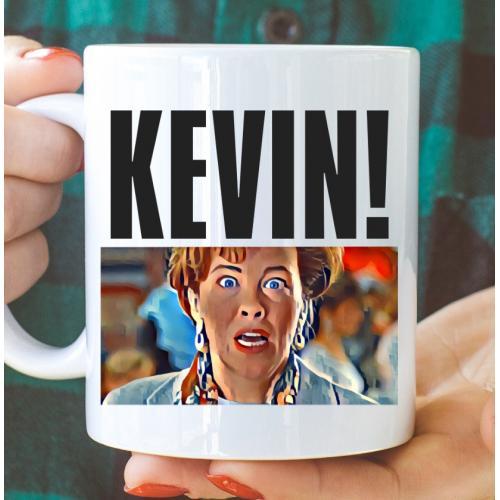 Kubek z nadrukiem Kevin 2