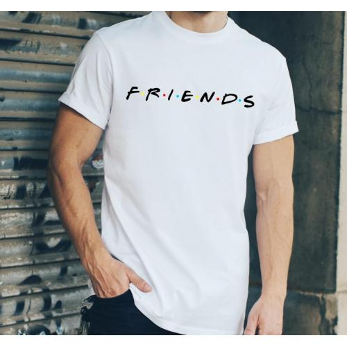 T-shirt oversize DTG społem PRL