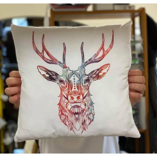 PODUSZKA druk Deer Color