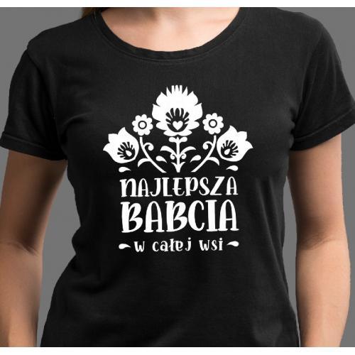 T-shirt lady  najlepsza...