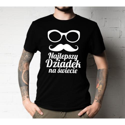 T-shirt oversize Najlepszy...