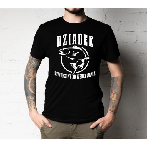 T-shirt oversize Stworzony...