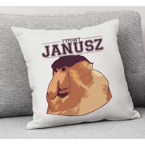 poduszka typowy janusz