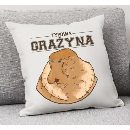 poduszka typowa grażyna