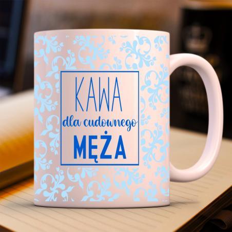 Kubek - Kawa dla cudownego Męża