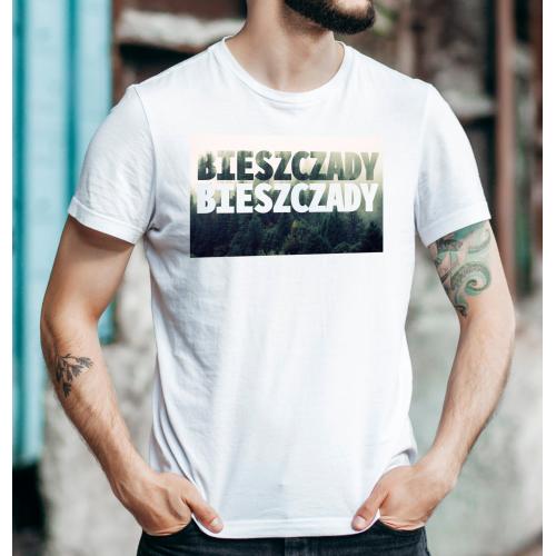 Koszulka Bieszczady