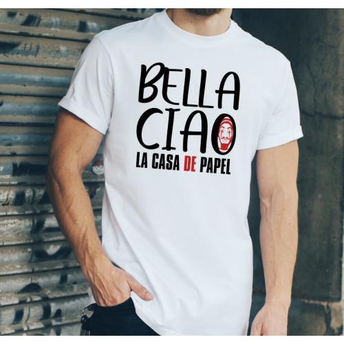 T-shirt oversize DTG Bella...
