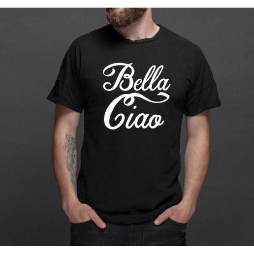 T-shirt oversize czarny...