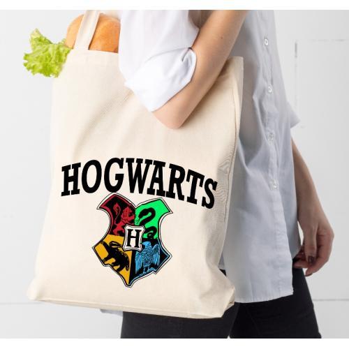 Torba bawełniana Hogwarts