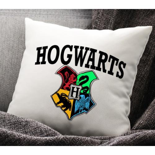 Poduszka druk Hogwarts