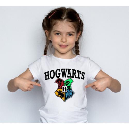 T-shirt kids Hogwarts