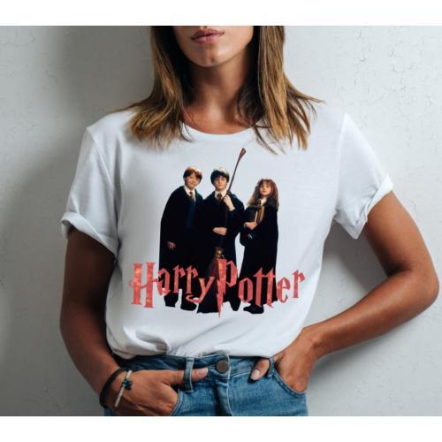 T-shirt lady slim DTG HP 3