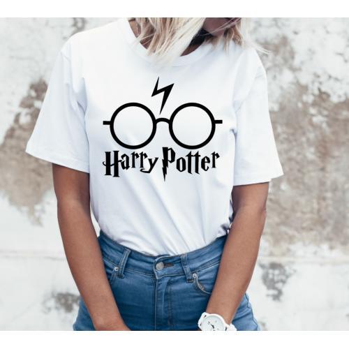 T-shirt lady slim DTG Harry...