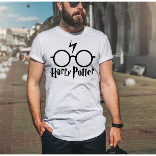 T-shirt oversize DTG Harry...