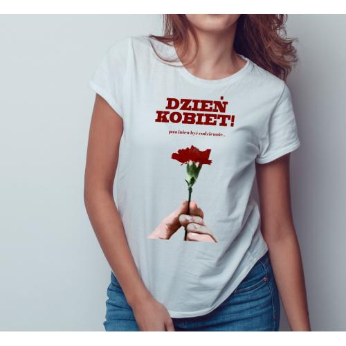 T-shirt lady slim Dzień...