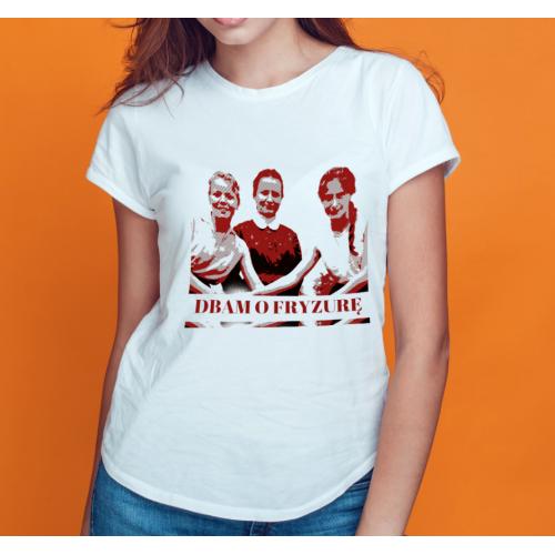 T-shirt lady slim Dbamy o...
