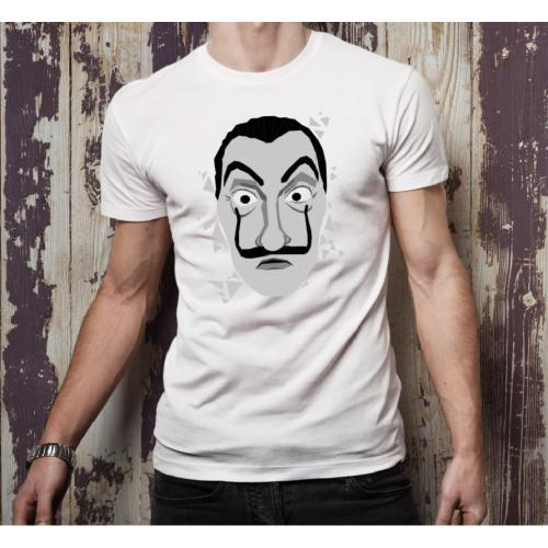 T-shirt oversize DTG Maska...