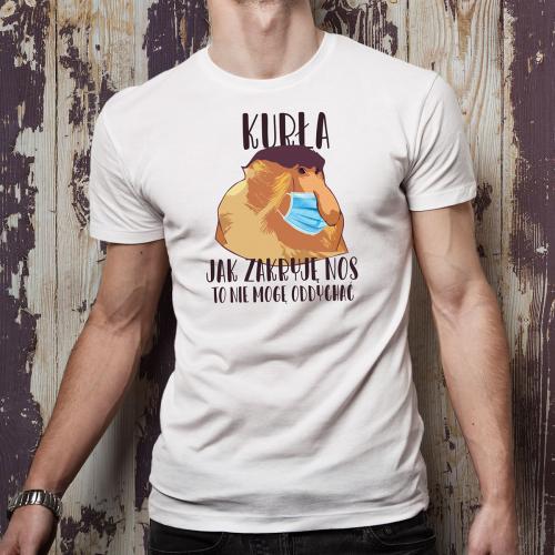 T-shirt oversize DTG Jak...