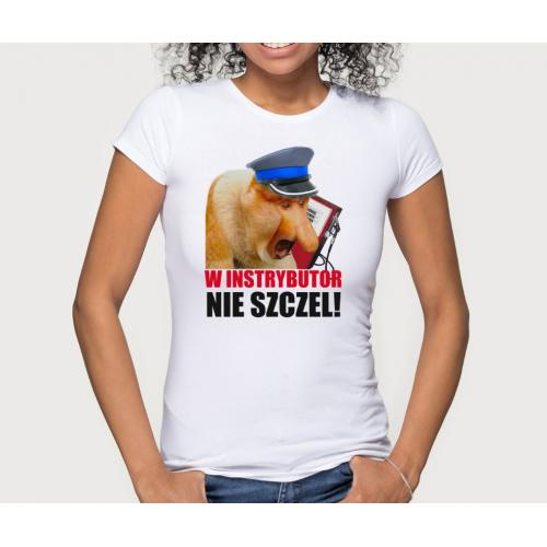 T-shirt lady slim DTG W...