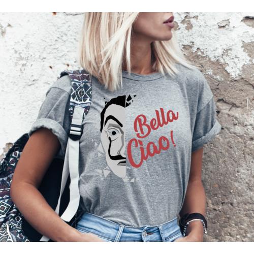 T-shirt lady SZARA Bella...